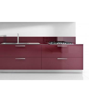 Poignée de meuble design Libra