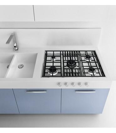 Poignée de meuble design Calipso