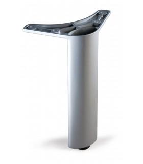 Pied de meuble elliptique avec vérin série 208 par Mafos