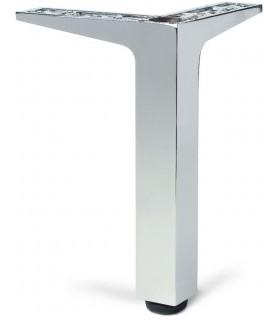 Pied de meuble carré avec vérin série 204 par Mafos