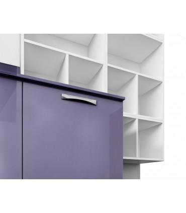 Poignée de meuble design Musa par Bosetti Marella
