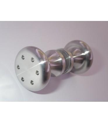 Paire de poignée bouton série Astre 30 mm