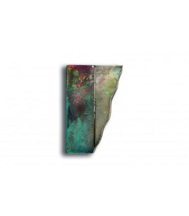 Poignée Raku Riflessato DROITE sans reliefs