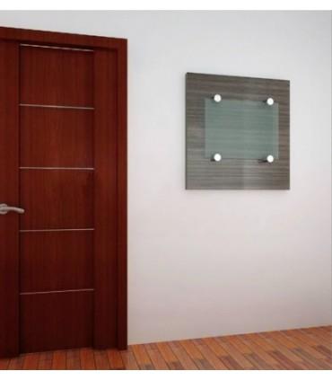 Fixation pour miroir ou signalétique série Rondo