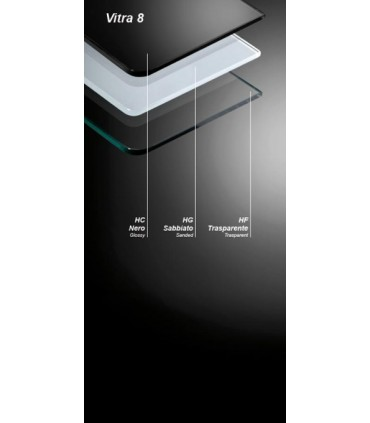 Verre épaisseur 8 mm teintes disponibles