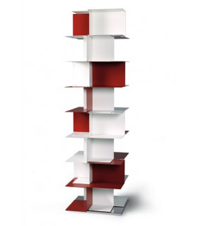 Module Babel finition Blanc et rouge