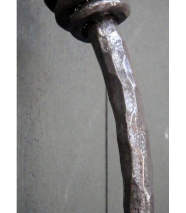 Poignée fixe fer forgé