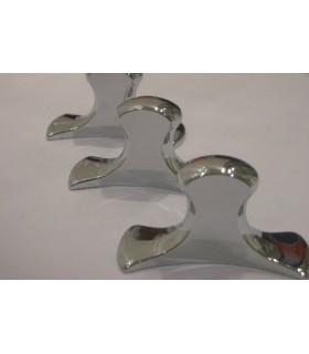 Poignée bouton série Boomerang