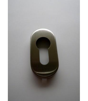 Rosace entrée de clé I Ovale