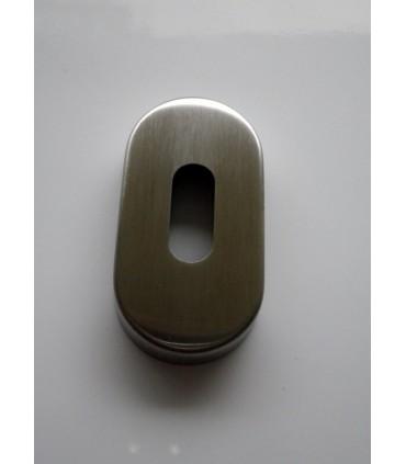Rosace entrée de clé L Ovale