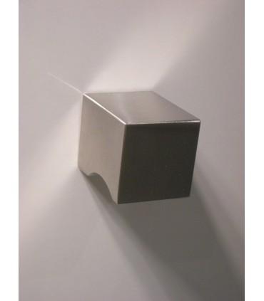 Poignée bouton inox série MK664