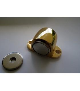 Butoir de porte magnétique série Suprime doré