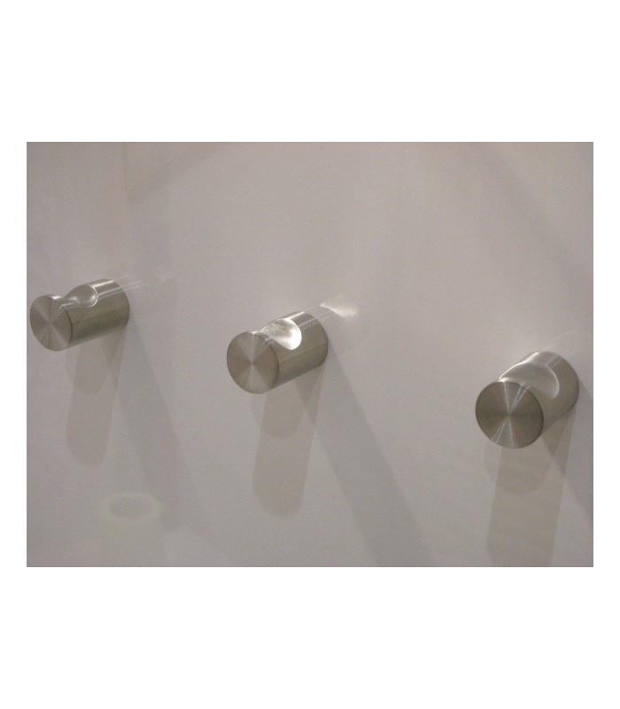 Poignée bouton simple ergot