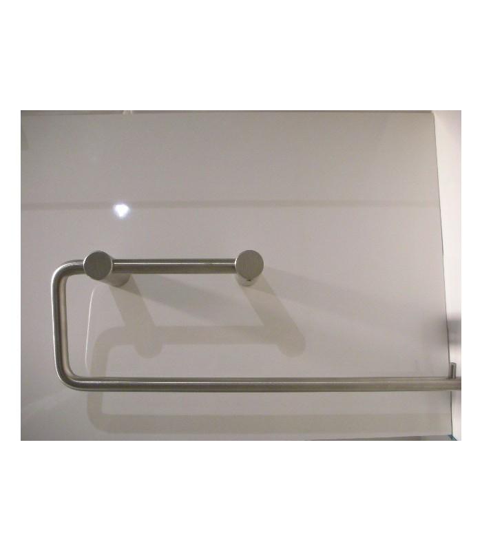 porte rouleau papier wc en inox s rie fine mm igs d co. Black Bedroom Furniture Sets. Home Design Ideas