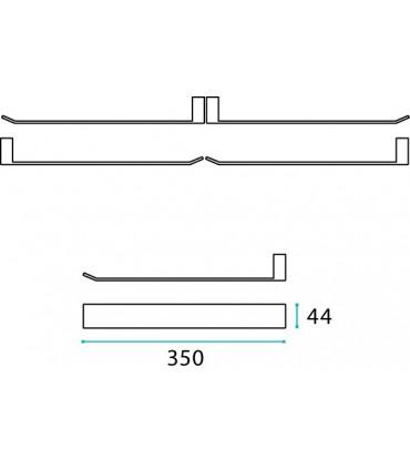 Porte servitte série Subtil technique