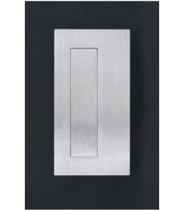 Poignée cuvette série Open Closed fermée 135 x 70 mm
