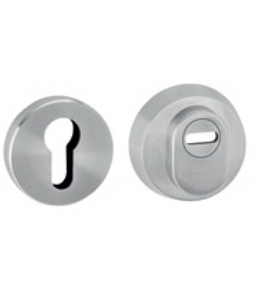 Rosace de protection ronde double inox aisi 316