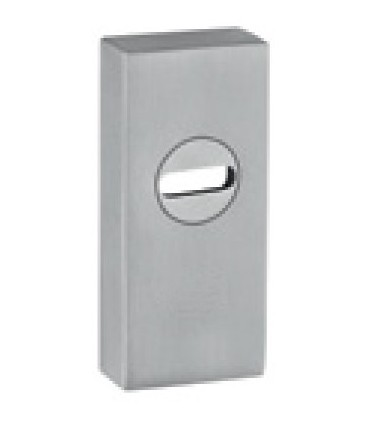 Rosace de protection rectangulaire simple inox aisi 316