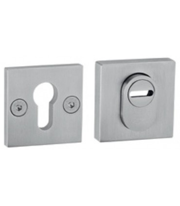 Rosace de protection carrée double inox aisi 304