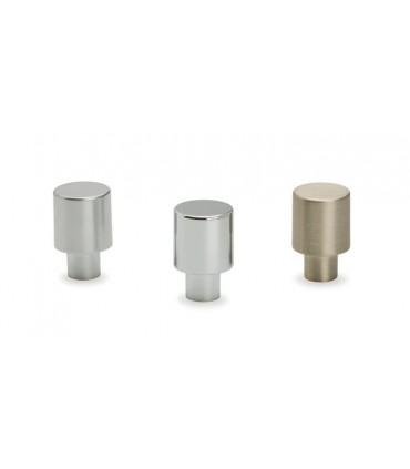 Poignée bouton cylindrique One 0169 par Viefe