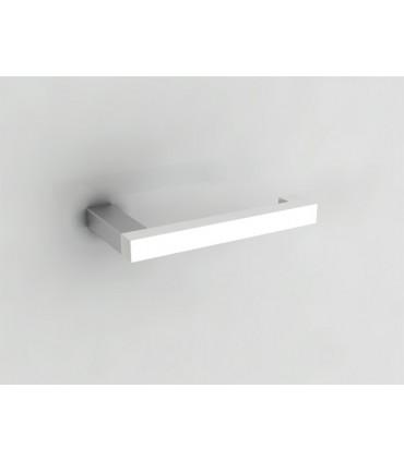 Porte rouleau papier wc à droite ou à gauche série Qubo
