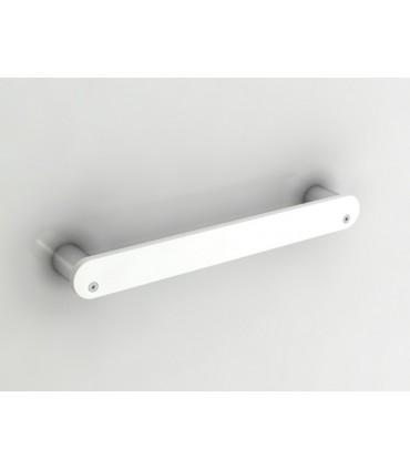 Porte serviette Lg.450 mm série Button