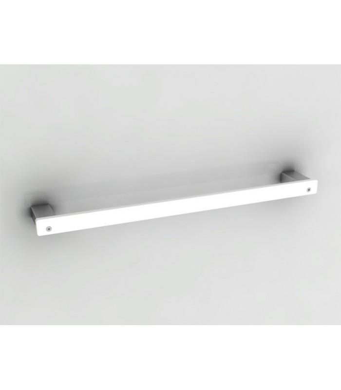 Porte serviette Lg.500 mm série Slim