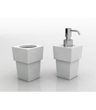 Distributeur de savon liquide à poser série Key