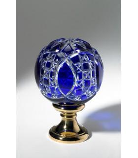 Cercles + étoiles bleu