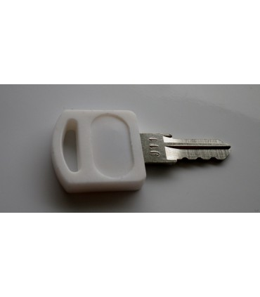 Clé maitresse (clé de passe) pour serrures batteuses à cylindre amovible