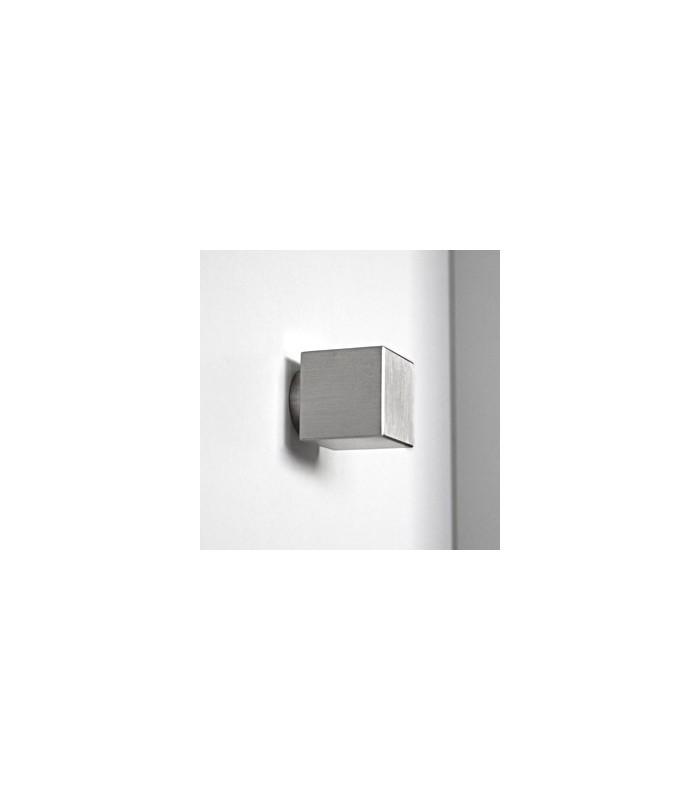 Poignée bouton cube