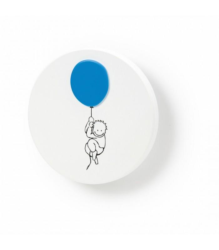Poignée bouton ballon