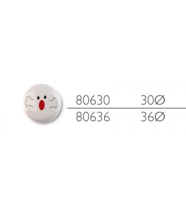 Poignée bouton Titi fantome