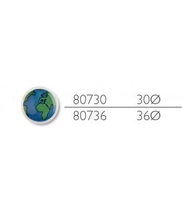 Poignée bouton Titi terre