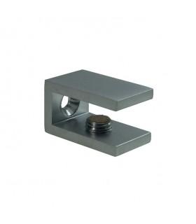 Pince fixe pour verre d'épaisseur 6 à 8 mm