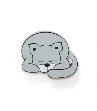 Poignée bouton animal dream chat