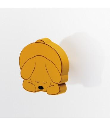 Poignée bouton animal dream chien