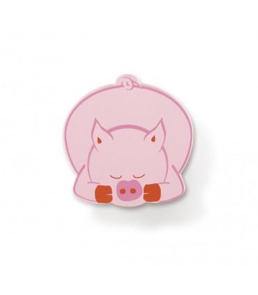 Poignée bouton animal dream cochon