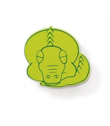 Poignée bouton animal dream croco