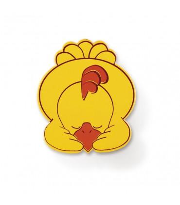 Poignée bouton animal dream poulet
