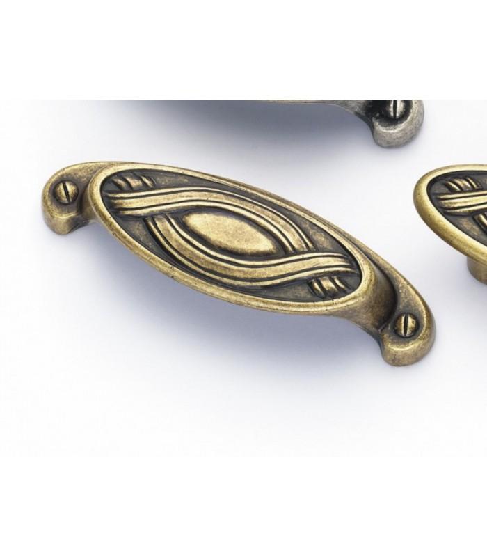 Poignée cuvette Bronze de Florence