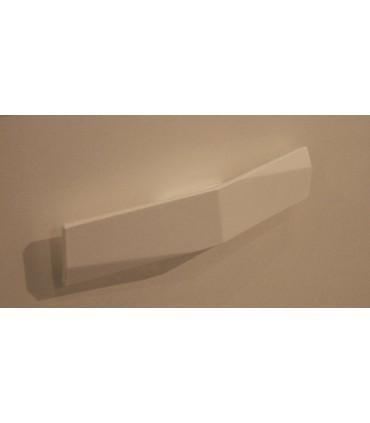 Ligne Origami avec quatre plis