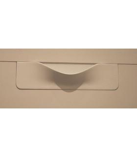 Poigné ligne Origami elle me tire la langue MB09147 par Confalonieri