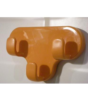 Patère PIGLIO orange