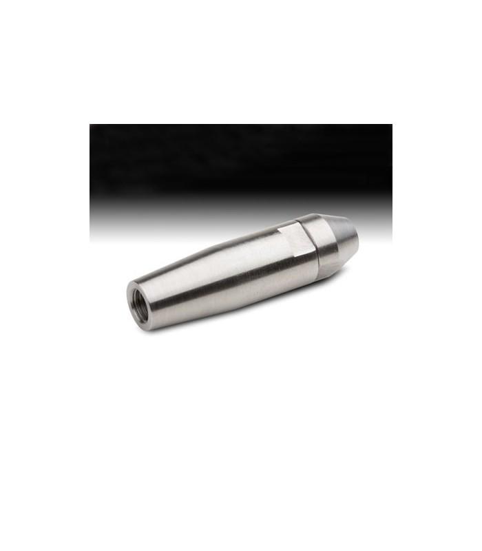 Embout à visser sertissage manuel pour câble Ø 4, 5 ou 6 mm