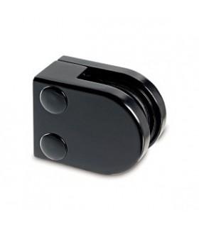 Pince à verre talon plat - modèle 20 - Zamak noir 9005 mat