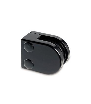 Pince a verre à talon plat - modèle 20 - Zamak noir 9005 mat