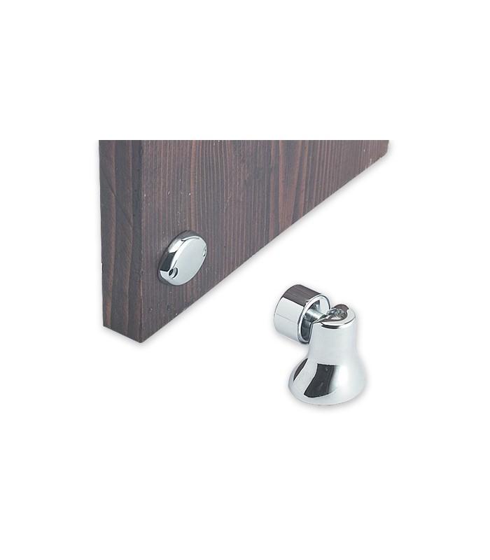butoir de sol ou mural magn tique escamotable s rie marine. Black Bedroom Furniture Sets. Home Design Ideas