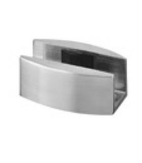 Guide sol pour porte verre d'épaisseur 8 à 12 mm