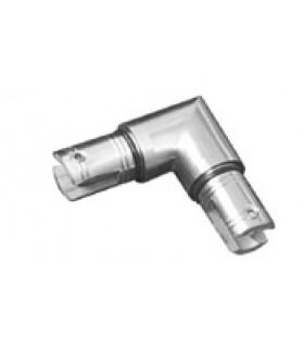 Connecteur à 90° pour tube Ø 25 mm